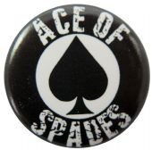 Motorhead - 'Ace of Spades' Button Badge